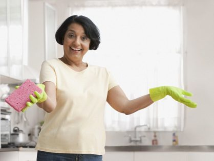 Cleaning Tricks You Should Totally Steal From Your House Cleaner